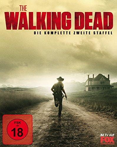 The Walking Dead - Staffel 2 (Limited Edition) [Blu-ray]