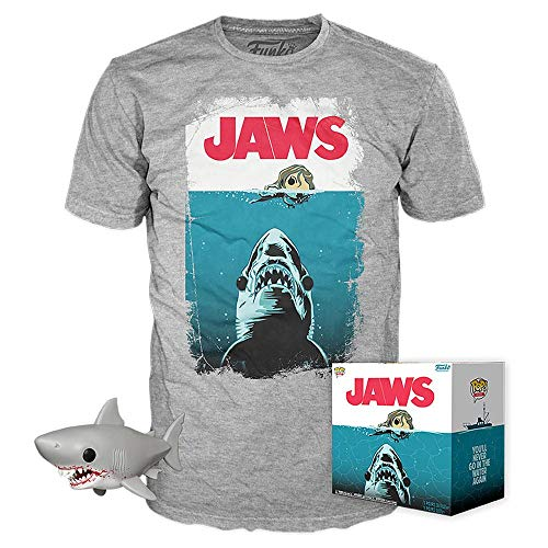 Funko Jaws POP! & Tee Box Night Swim Size S Shirts
