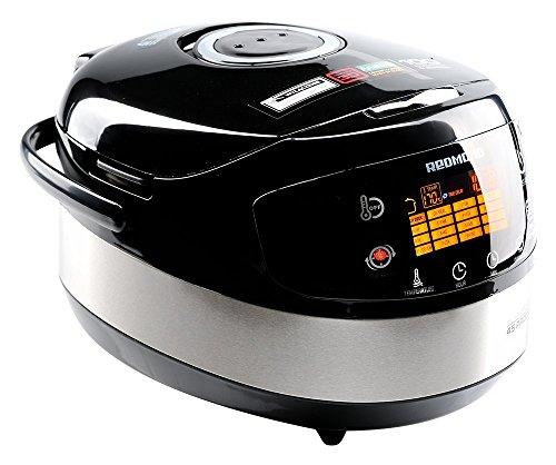 Multi Cooker REDMOND RMC-M90E, 45 programmes, 5liters, 860W, Ceramic Bowl + Cookbook