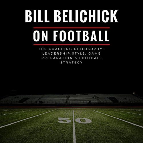 Bill Belichick audiobook cover art