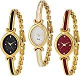 just like Analogue Dial Multi Watch for Girls & Women Combo pack