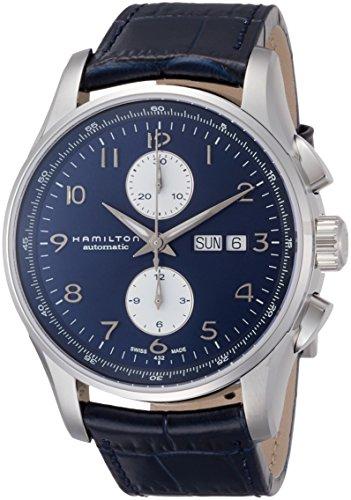 Hamilton H32766643 - Reloj (Reloj de pulsera, Masculino, Acero inoxidable, Acero inoxidable, Azul, Zafiro)