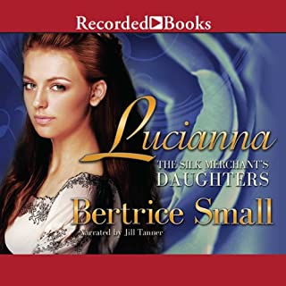 Lucianna audiobook cover art