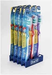 Oral B OB-Shinycln-12pk 12 Pack - Shiny Clean Soft 35