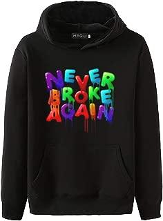 Best never broke again hoodie Reviews