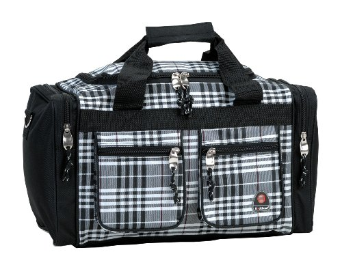 Rockland Luggage 19 Inch Tote Bag, Blackcross, One Size