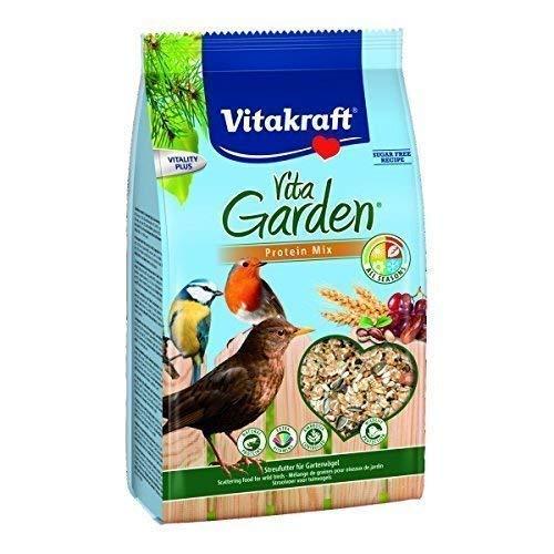 Vitakraft Vita Garden Streufutter Protein Mix - 5X 1kg