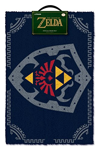 The Legend of Zelda - Doormat Hylian Shield
