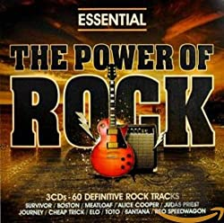 Essential Definitive Rock Classics and Power Ballads