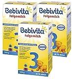 Bebivita 3 Folgemilch - ab dem 10. Monat