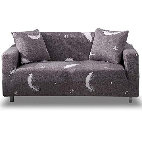 Cxssxling - Funda de sofá de 3 plazas con reposabrazos y sillón, Extensible para Muebles de casa, 190-230 cm, 1, 3 Place(190-230cm)