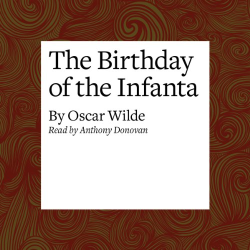 The Birthday of the Infanta copertina