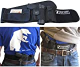 Bear Armz Tactical Belly Band Holster for Concealed Carry | Neoprene Waist Band Handgun Carrying System w/Mag Pouch | IWB Holster | Universal Holster for Pistols | Best Retention (Right)