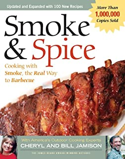Smoke & Spice - Revised Edition: Cooking With Smoke, the Real Way to Barbecue (Non) (1558322620) | Amazon price tracker / tracking, Amazon price history charts, Amazon price watches, Amazon price drop alerts