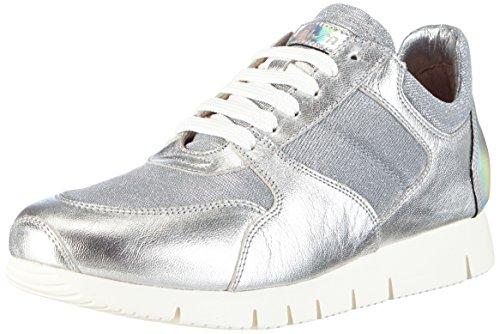 Unisa Damen Barca_16_SM Sneakers, Silber (NIQUEL), 36