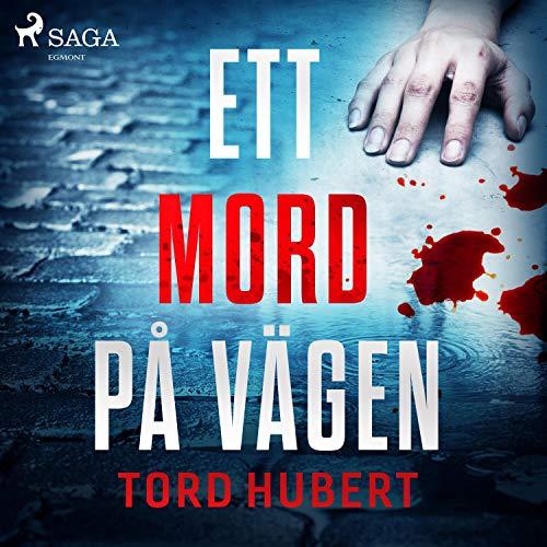 Ett mord på vägen audiobook cover art