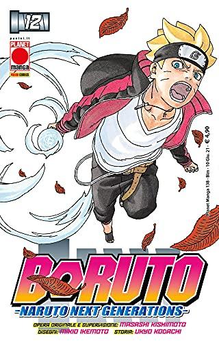 Boruto. Naruto next generations (Vol. 12)