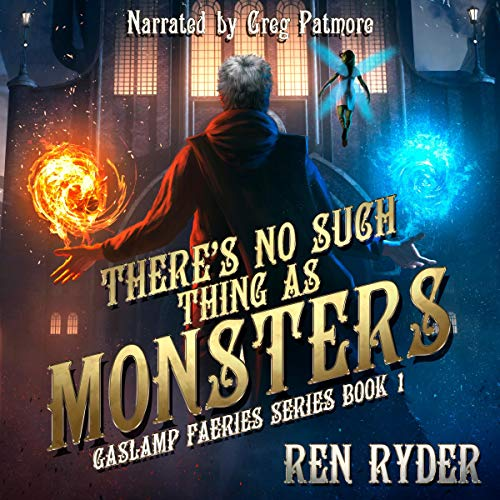 There's No Such Thing as Monsters audiobook cover art