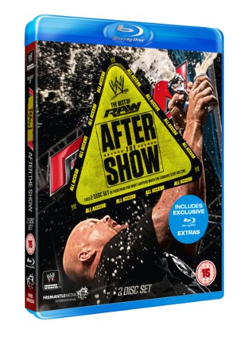 WWE: Best Of Raw - After The Show [Blu-ray] [UK Import]