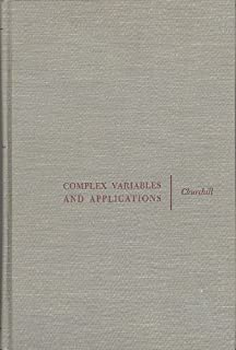 Complex Variables and Applications, Second Edition