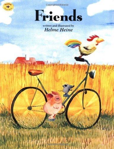 Friends by Helme Heine (1-Dec-1986) Paperback