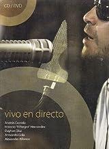 Andres Cepeda Vivo En Directo Dvd+cd