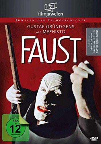 Faust (plus Bonus: ZDF-Interview mit Gustaf Gründgens) - Filmjuwelen (DVD)