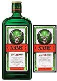 Etiqueta personalizada para botella de Jagermeister de 70 cl