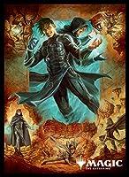 マジック:ザ・ギャザリング プレイヤーズカードスリーブ 『ゼンディカーの夜明け』 《鏡映魔導士、ジェイス》 (MTGS-145)