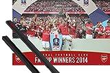 1art1 Fußball Poster (91x61 cm) FC Arsenal, FA Cup Winners