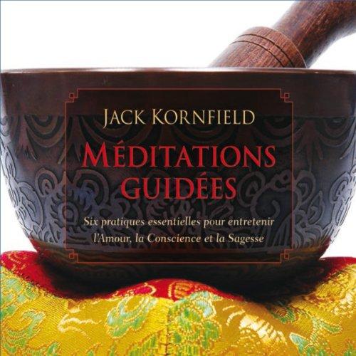 Méditations guidées audiobook cover art