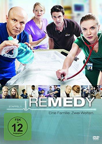 Remedy, Staffel 1 - Eine Familie. Zwei Welten. [3 DVDs]