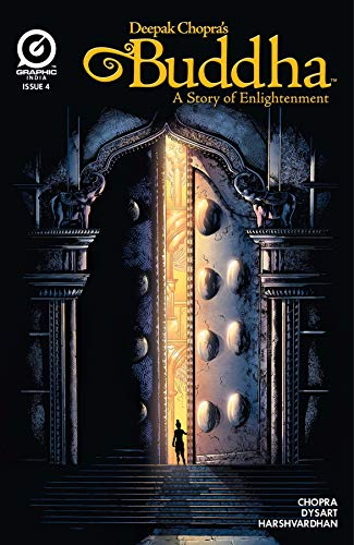BUDDHA ISSUE 4 (A STORY OF ENLIGHTENMENT)