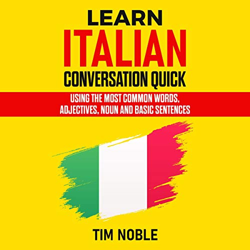 Learn Italian Conversation Quick Titelbild