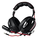 ARCTIC P533 Auriculares Racing Stereo Gaming - HIFI, micro Boom, para PC, portátil, smartphones, tablets, Xbox, Playstation y dispositivos conector 3,5 mm