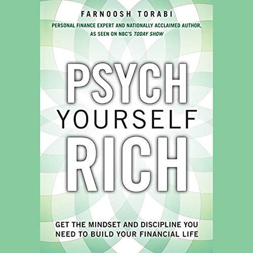 Psych Yourself Rich audiobook cover art