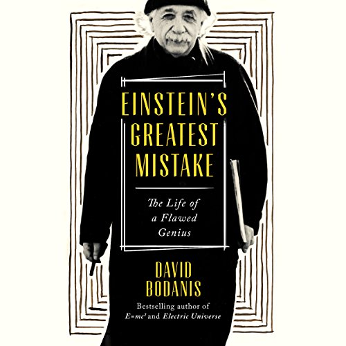 Einstein's Greatest Mistake cover art