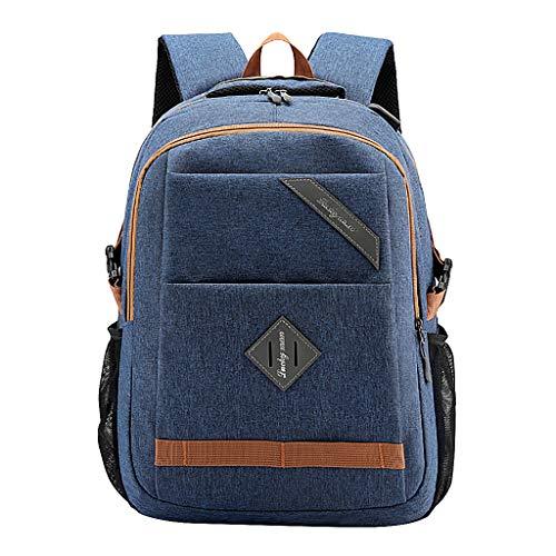 AIni Rucksack Mode Multifunktionale Anti Diebstahl Rucksack Hochleistungs Laptop Tasche Mit USB Business Wandern Reisen Camping Tagesrucksack Schulrucksack