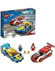 LEGO City Yarış Arabaları Çocuklar İçin Eğlenceli Yarış Oyuncağı, 190 Parça