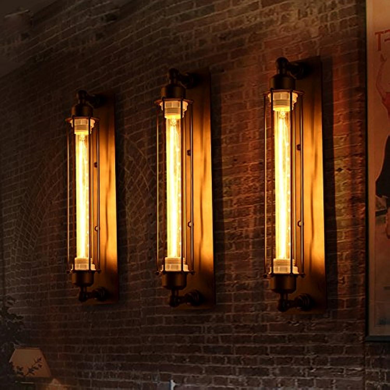 StiefelU LED Loft retro Industrial Air Korridor gang Wandleuchten Cafe Restaurant Treppe der Dmon Halbinsel Wandleuchten, daemon Insel Wandleuchte - Glühbirne