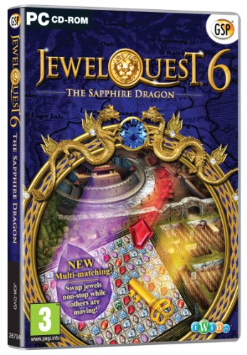 Jewel Quest 6: The Sapphire Dragon