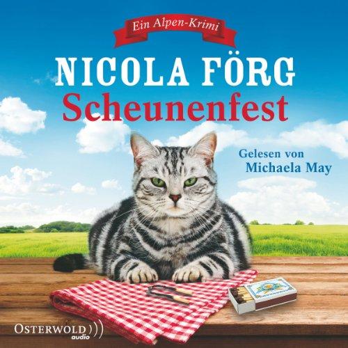 Scheunenfest audiobook cover art