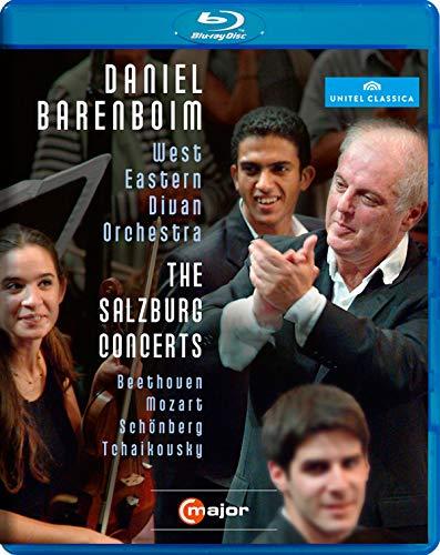 Daniel Barenboim and the West Eastern Divan Orchestra - The Salzburg Concerts [Blu-ray]