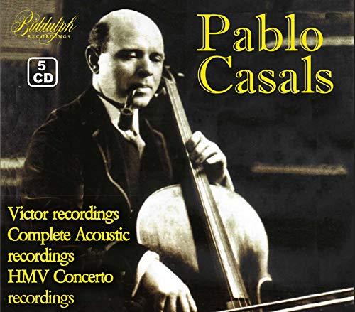 Pablo Casals: Vintage Collection / Victor Rec. 1926-8/Columbia 1915-25の詳細を見る