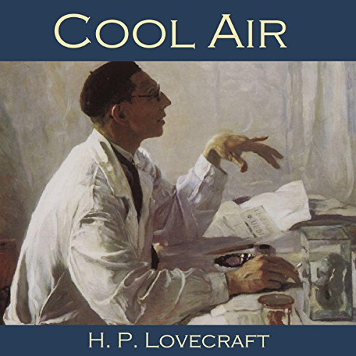 Cool Air audiobook cover art