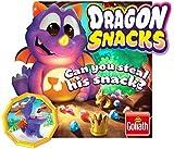 Goliath Games Dragon Snacks, Divertido Juego de Memoria, para niños Mayores de 4 años