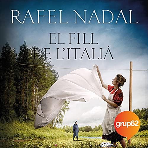 Diseño de la portada del título El fill de l'italià