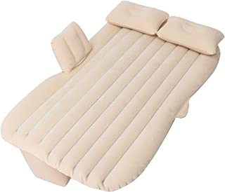 VARNIRAJ IMPORT & EXPORT Car Bed Inflatable Mattress for Van SUV Sedan (Colour As per Availability)