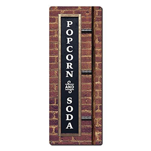 vintage popcorn sign - 4