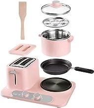 Voortreffelijk Broodrooster-eierkoker en Poacher-groente, spek en vlees steamer-one touch-controles - 1320W roestvrij staa...